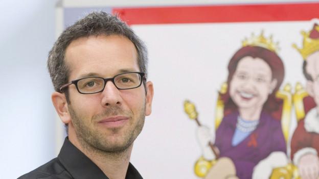 Der 39-jährige Roman Burger war Leiter der Unia-Region Zürich-Schaffhausen.
