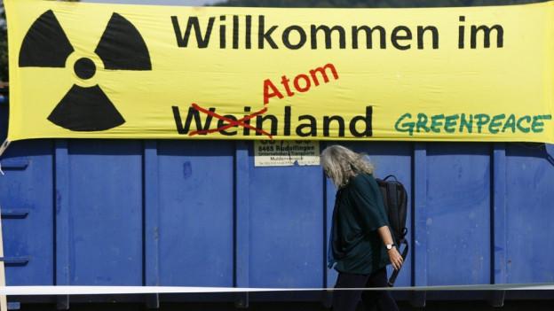 Transparent gegen Atomendlager