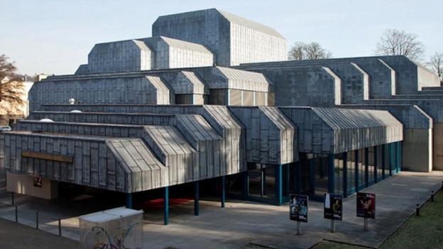 Bleibt, wie es ist: Das Theatergebäude Winterthur wird nicht abgerissen.
