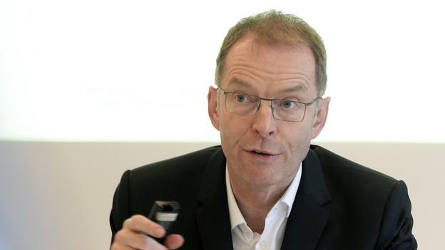 Daniel Leupi (Grüne), Finanzvorsteher der Stadt Zürich