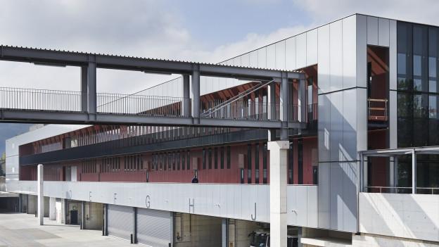 Zu teuer: Das Logistikzentrum Hagenholz