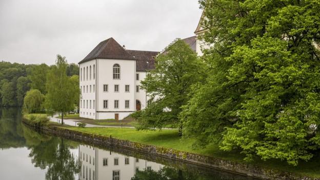 Dringend gesucht: Ein Pächter für das Restaurant auf der Musikinsel Rheinau.