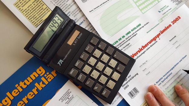Zürcher Steuererklärung