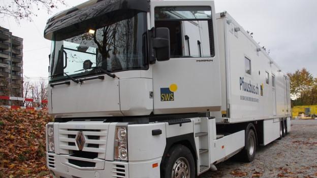 Der neue «Pfuusbus» hat 120'000 Franken gekostet und wurde komplett durch Spendengelder finanziert.