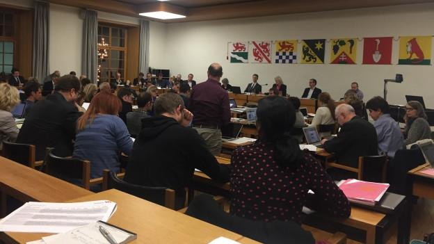 Das Winterthurer Stadtparlament brütet über dem Budget 2017.