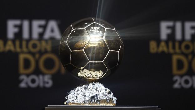 FIFA-Gala wird bescheidener