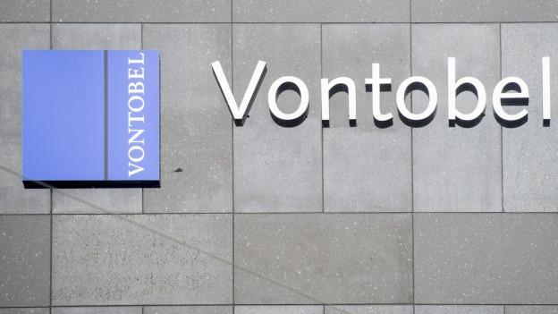 Firmensitz der Bank Vontobel