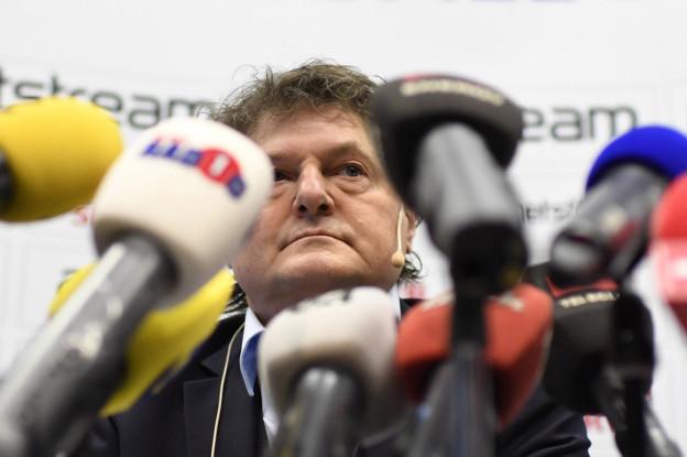 Bleibt FCZ-Präsident: Ancillo Canepa