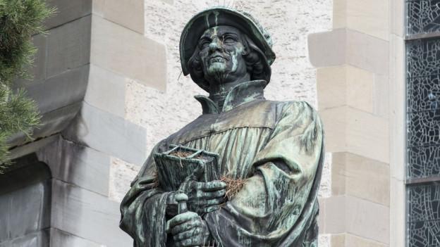 Der Zürcher Reformator Ulrich Zwingli