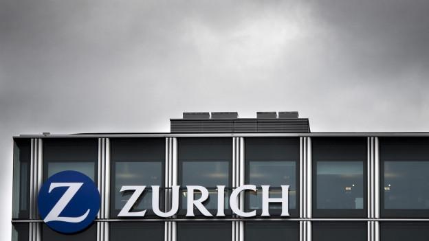 Dunkle Wolken über der Versicherungsbranche. Auch am Hauptsitz in Zürich.