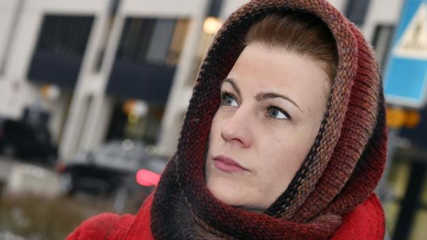 Angela Magdici, ehemalige Gefängnisaufseherin, steht vor Bezirksgericht