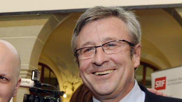 Der Amtsälteste tritt ab: Andres Türler will keine 5. Amtszeit als Zürcher Stadtrat.