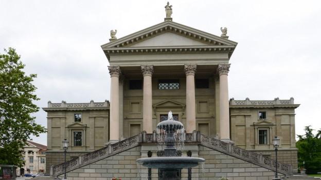 Das Stadthaus von Winterthur.
