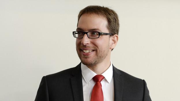 Nach viereinhalb Jahren gibt Daniel Frei das SP-Präsidium ab.