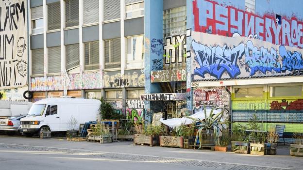 Laisser-faire auf dem Zürcher Koch-Areal: Statthalter kritisiert Stadtrat