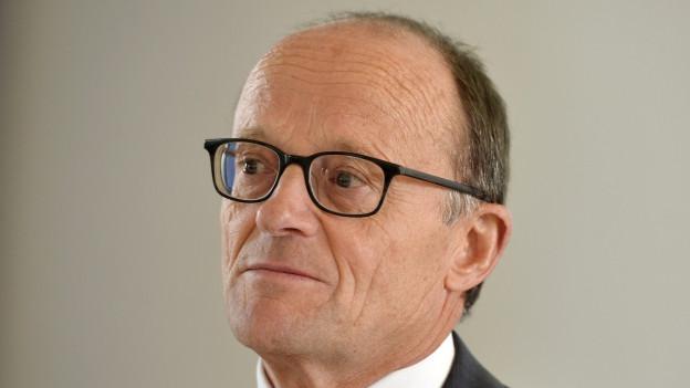 Gerold Lauber verzichtet auf eine weitere Kandidatur.