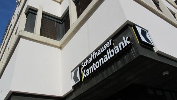 Das Logo der Schaffhauser Kantonalbank