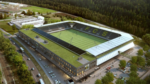 Sportlich läuft es dem FCS im neuen Stadion gut. Nur, wo bleiben die Fans?