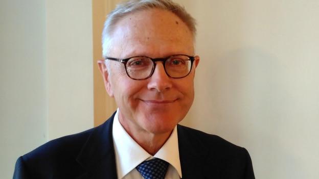 Portrait des Ombudsmannes