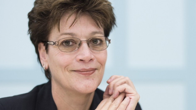 Silvia Steiner reagiert auf den Fall Jegge.