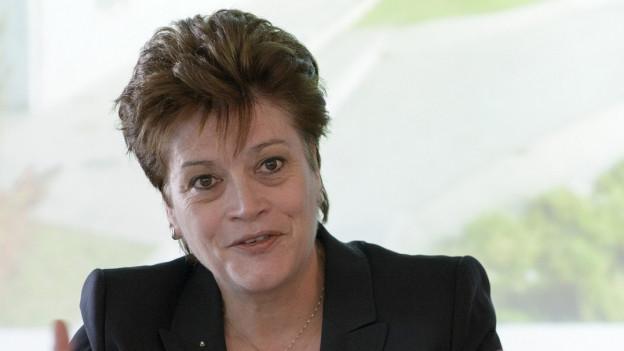 «Wir haben eine moralische Verantwortung gegenüber den Opfern» sagt Bildungsdirektorin Silvia Steiner.