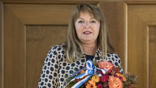 Karin Egli (SVP) neue Zürcher Kantonsratspräsidentin 2017