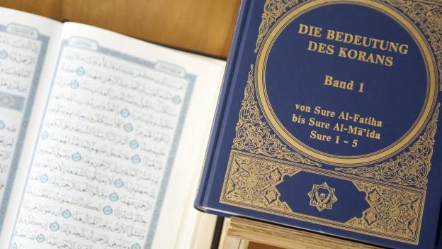 Gemäss Mario Fehr ist die Koran-Verteilaktion «Lies!» nur ein Vorwand, um Terroristen anzuwerben.
