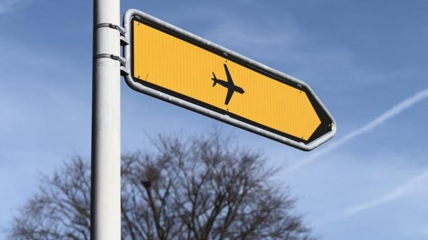 Mit oder ohne Geschäftsfliegerei: Wie sieht die Zukunft des Flughafen Dübendorfs aus?