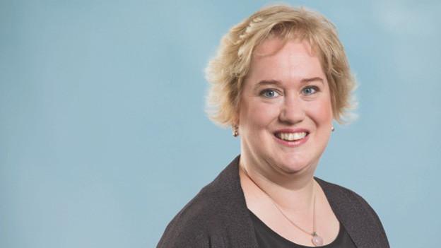Auf Christa Meier ruhen die linken Hoffnungen aufs Stadtpräsidium.