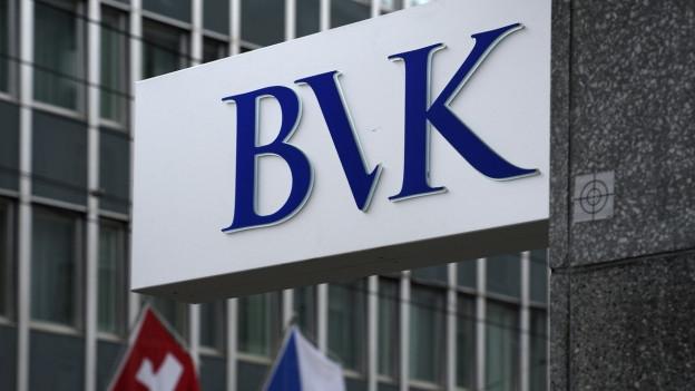 Logo der BVK