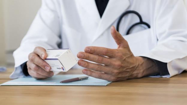 Fragen über Fragen nach dem Arztbesuch