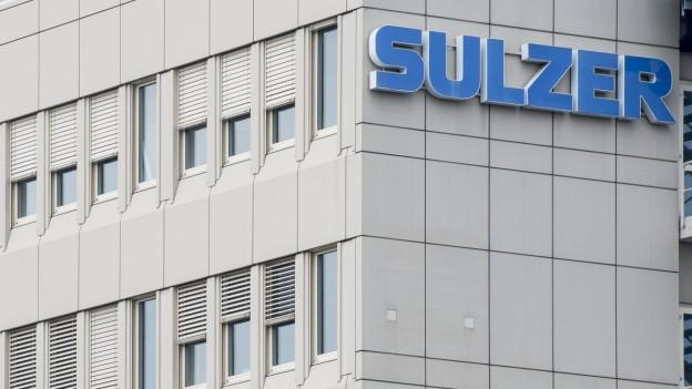 Hauptsitz von Sulzer in Winterthur