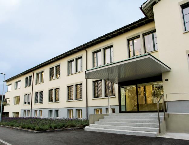 Das Bezirksgericht Meilen