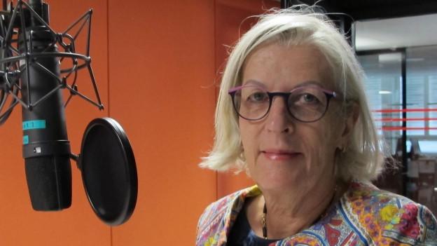 Lilo Lätzsch, zurückgetretene Präsidentin des Zürcher Lehrerinnen- und Lehrerverbands