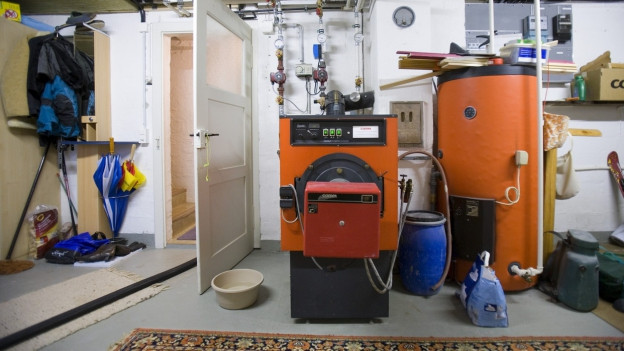 In Zürich wird immer mehr mit Gas geheizt.