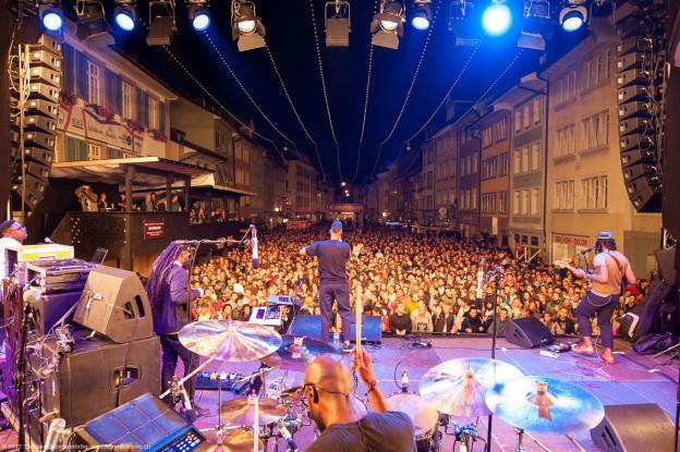 Musikfestwochen Winterthur sammeln via SMS