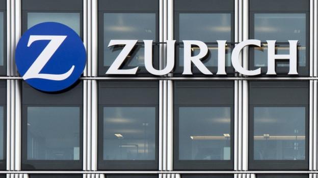 Hauptsitz der «Zurich» in Zürich