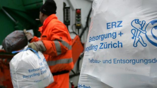 Missstände bei ERZ Zürich.