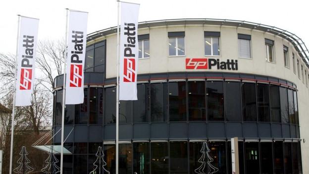 Der Sitz von Piatti in Dietlikon