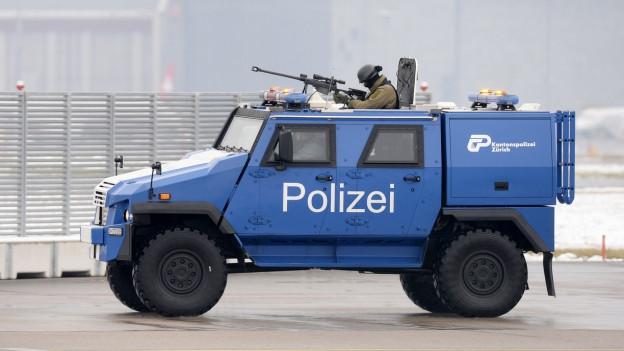 Polizeipanzer