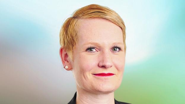 Portrait der Zürcher SP-Co-Präsidentin Gabriela Rothenfluh.