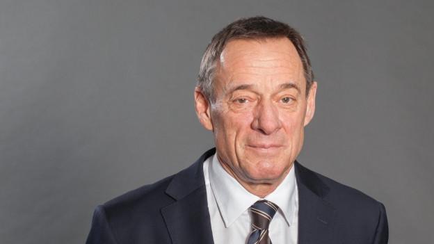 Hanspeter Meister, Direktor des Schaffhauser Kantonsspitals