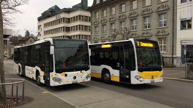 Busse der VBSH und der RVSH sollen unter einem Dach fahren