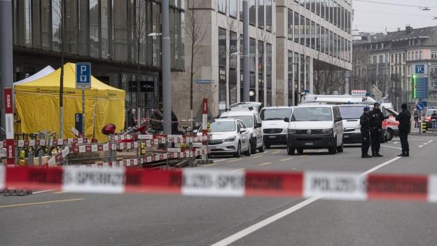 Gewaltdelikt an der Europaallee fordert zwei Todesopfer