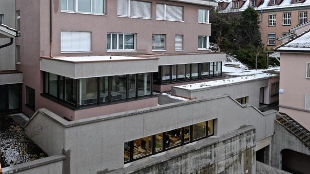 Jesuitenbibliothek in Zürich