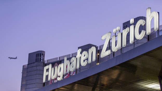 Mehr Flüge, mehr Passagiere, mehr Herausforderungen für den Flughafen Zürich.