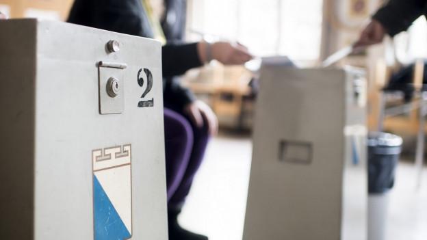 Wahlurnen