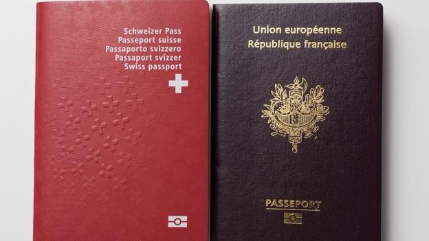 Begehrter Schweizer Pass