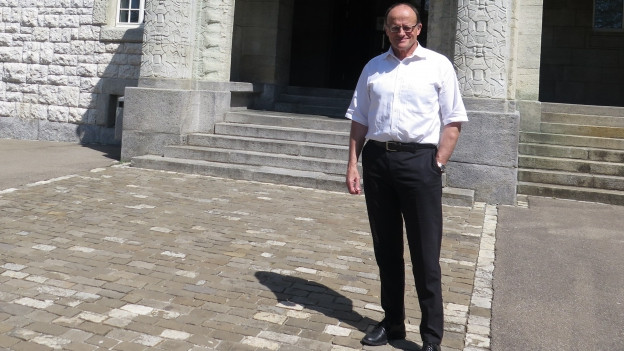 Gerold Lauber (CVP) Stadtrat Zürich