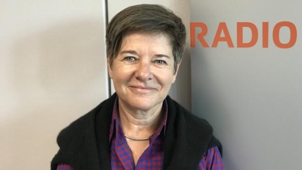 Portrait der Zürcher Stadträtin Claudia Nielsen.